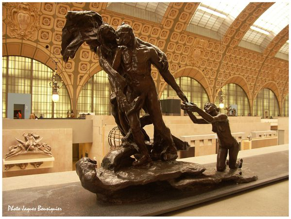 L age mur Camille Claudel Orsay 1