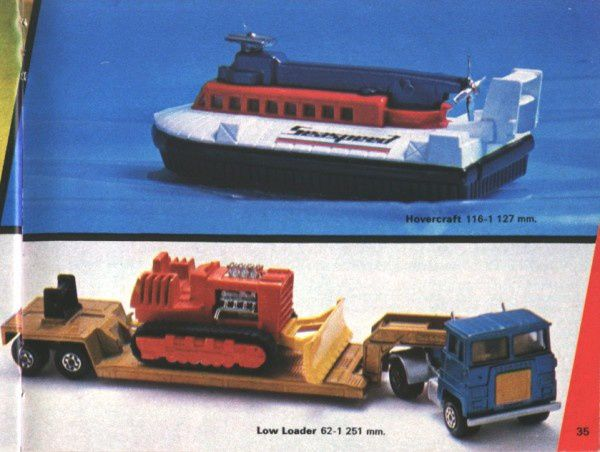 catalogue matchbox 1974-1975 p35