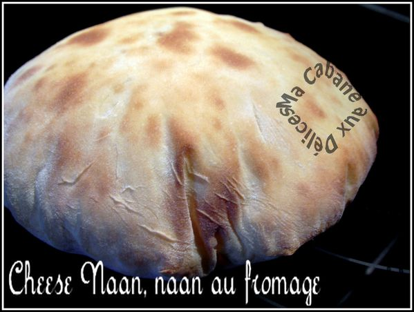 Cheese naan 015