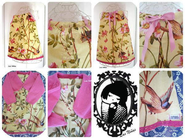 Picnik collage robe ENORA