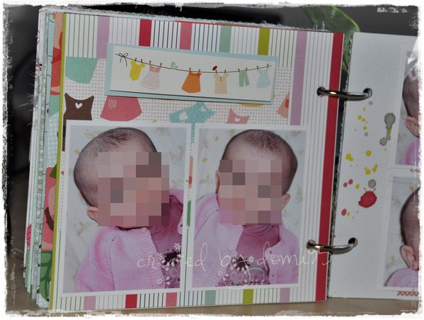 Mini-album Thibaut 0026blog