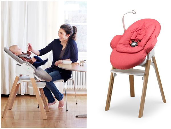 un no l magique chez stokke et la toute nouvelle stokke steps cerise sur le berceau. Black Bedroom Furniture Sets. Home Design Ideas