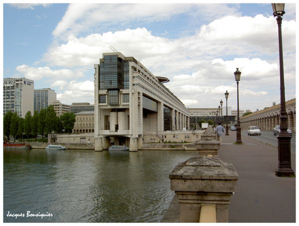 Paris Bercy ministere finances