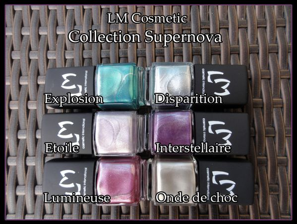 LM Cosmetic Collection Supernova