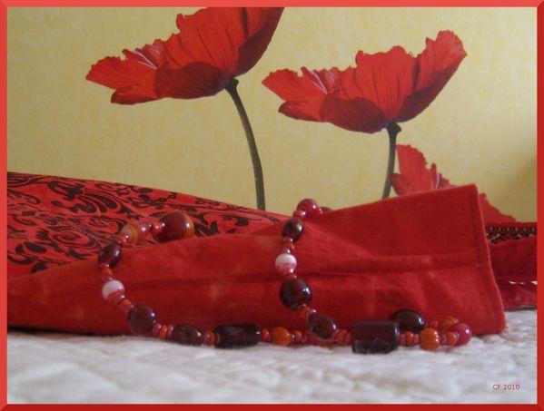 Rouges accessoires