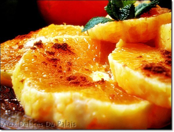 salade d orange 224 la cannelle