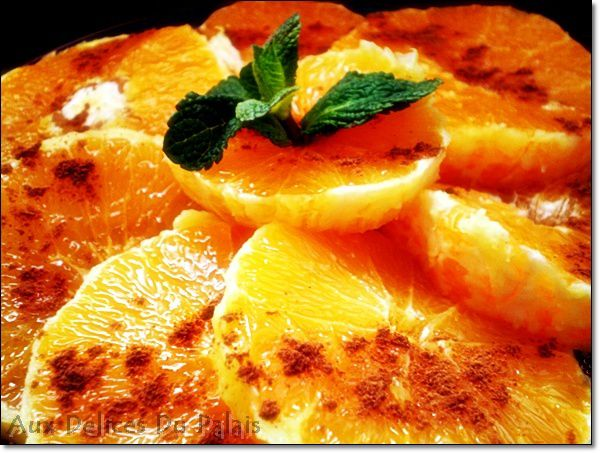 salade d orange 224 la cannelle