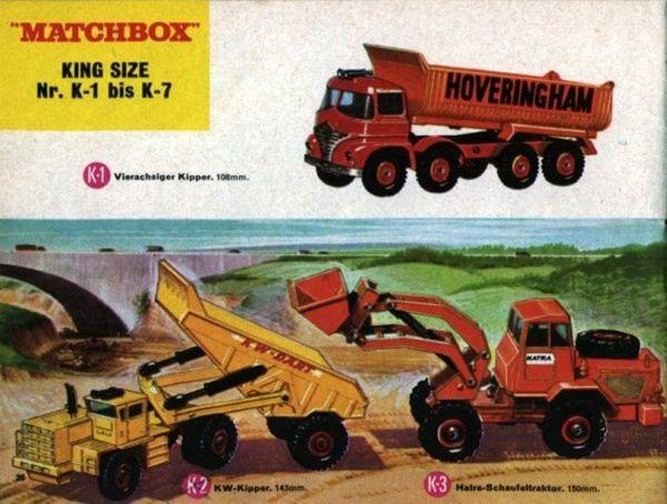 catalogue matchbox 1967 p26