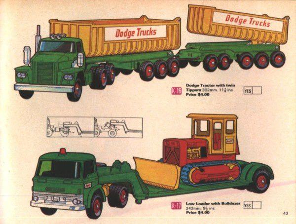 catalogue matchbox 1970 p43