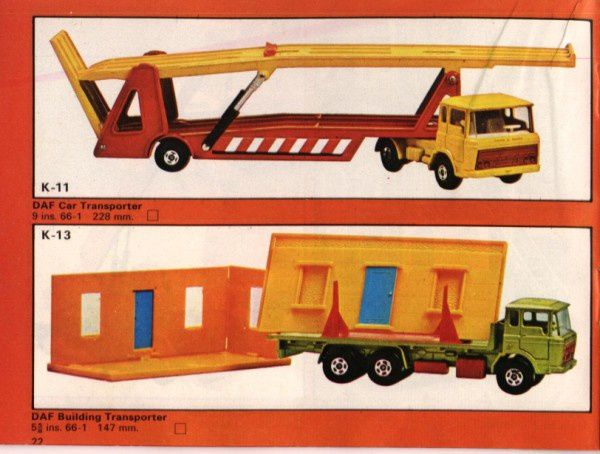 catalogue matchbox 1975 p22