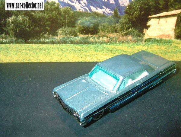 '64 chevy impala 2004.004 first editions