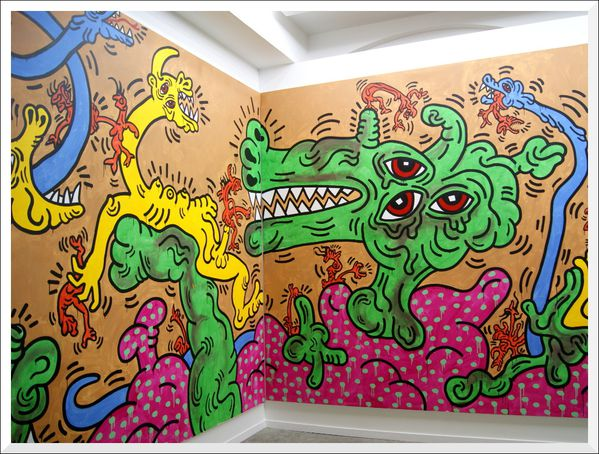 Keith Haring CENTQUATRE Blog (111)