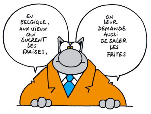 chat Geluck
