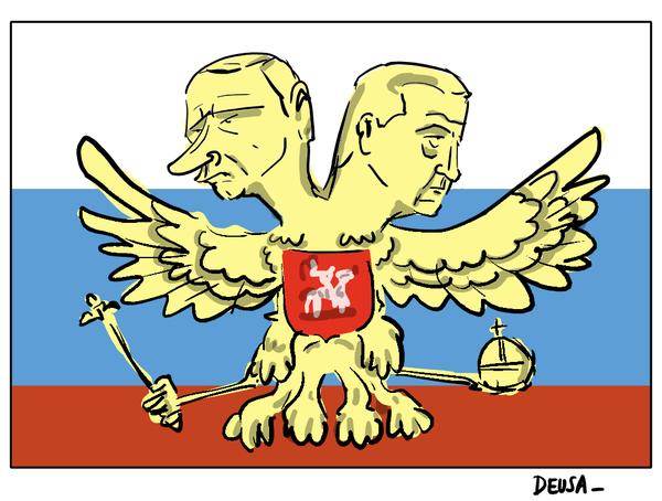 OISEAU RARE RUSSE