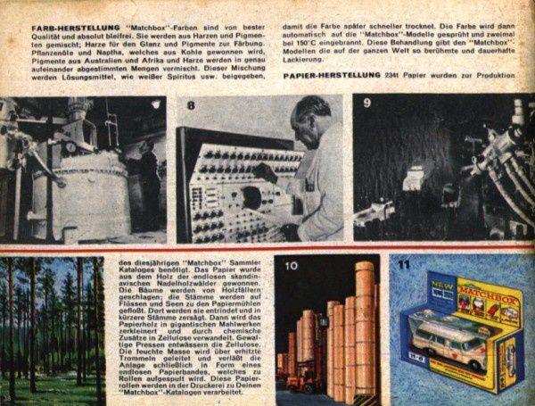 catalogue matchbox 1966 p38