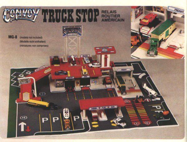 catalogue matchbox 1984 p48 relais routier americain