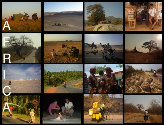 collage africa!