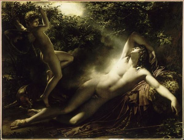 Girodet-Anne-Louis-Le-Sommeil-dEndymion