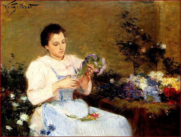 zz-Gilbert_Victor_Arranging_Flowers_For_A_Spring_Bouquet.jpg