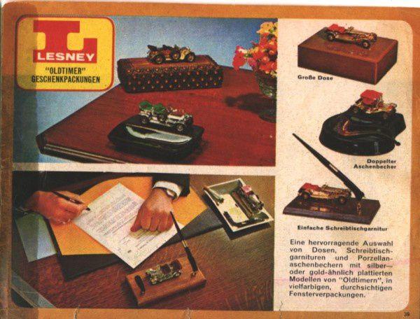 catalogue matchbox 1968 p39 deutsche katalog matchbox samm