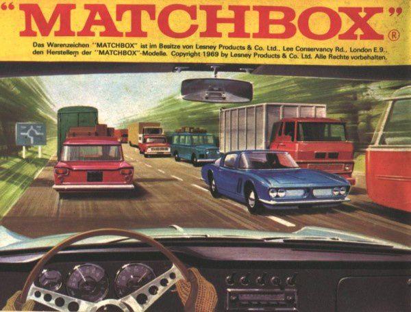 catalogue matchbox 1969 deutches katalog p48
