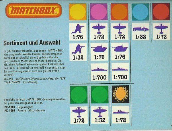 p73 katalog matchbox 1979.80 sigles echelles matchbox