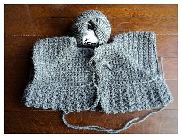 en ce moment sur mon crochet un manteau d 39 hiver pour paloma le blog de. Black Bedroom Furniture Sets. Home Design Ideas