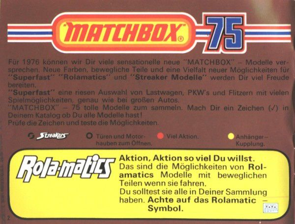 catalogue matchbox 1976 p02
