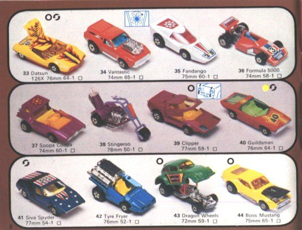 catalogue matchbox 1976 p06 vantastic