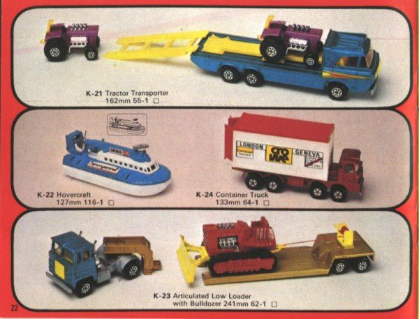 catalogue matchbox 1976 p22