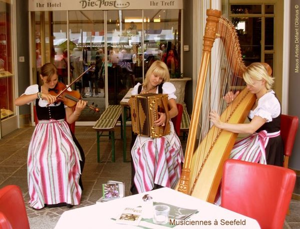 Musiciennes  Seefeld