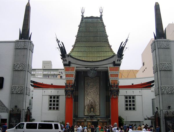 Los Angeles Théâtre Chinois