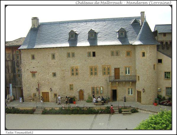 Château Malbrouck - Manderen