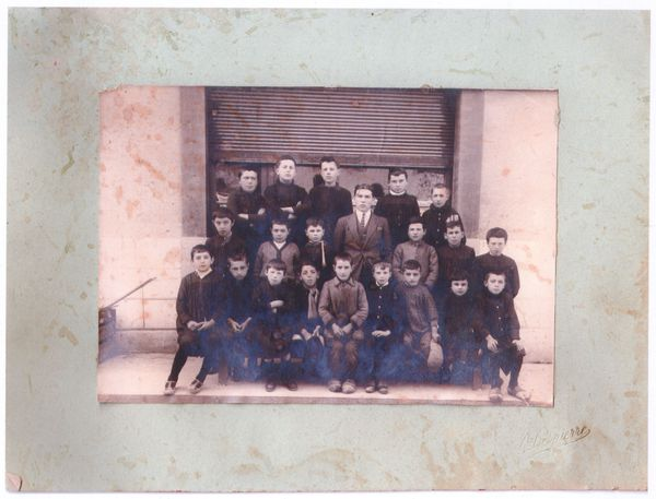 1922-1923 garçon m.dancausse