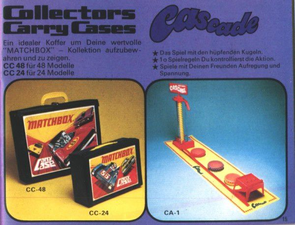 catalogue matchbox 1976 p15
