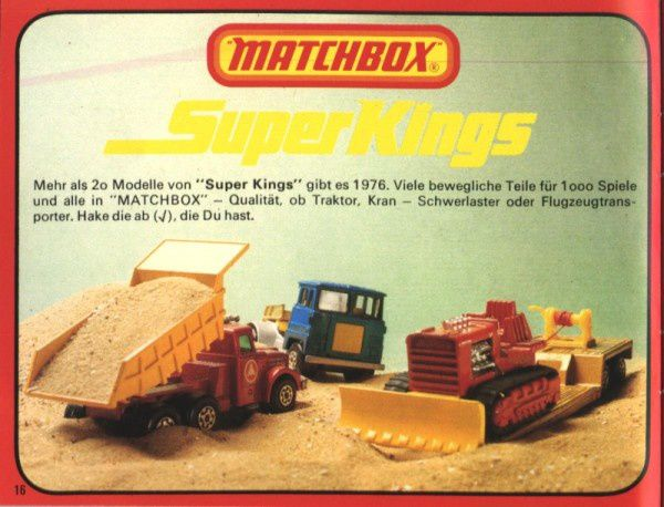 catalogue matchbox 1976 p16