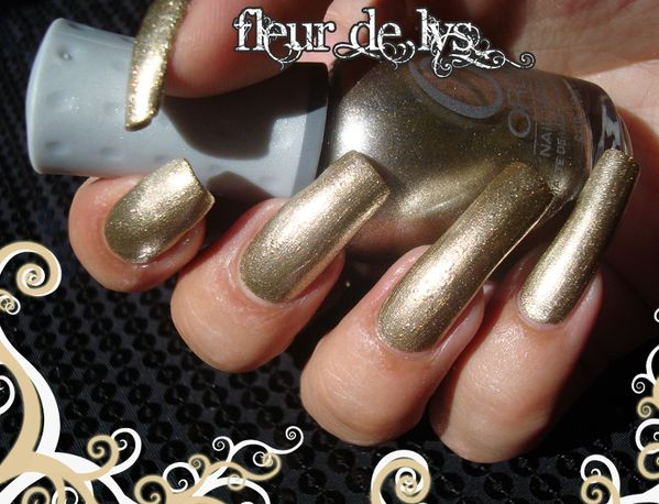 Orly Luxe FOIL FX COLLECTION