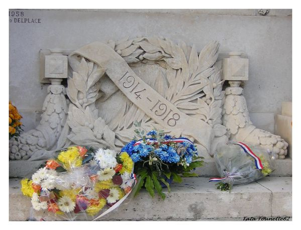 Détail monument aux morts 2