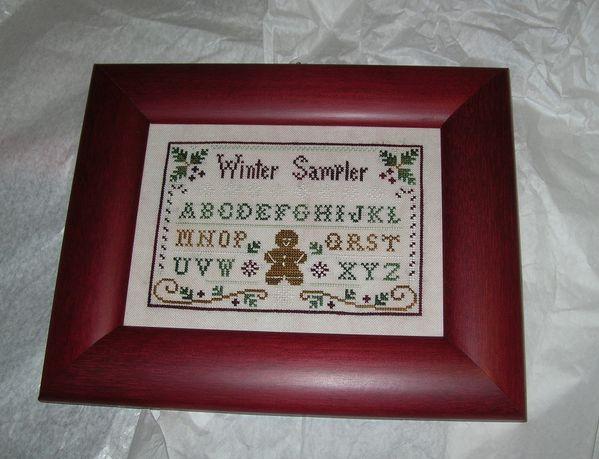 quadro LHN winter sampler