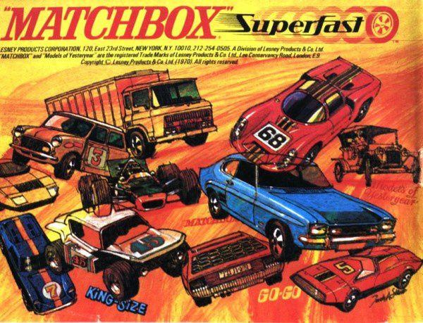 catalogue matchbox 1970 p64