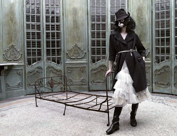 Eugenio Recuenco vogue bride spain 4