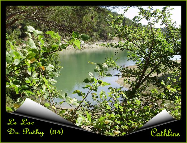 la lac du paty