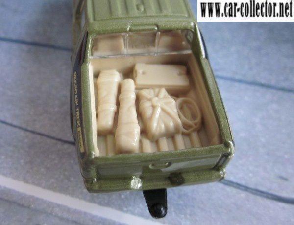 honda ridgeline pickup matchbox (5)