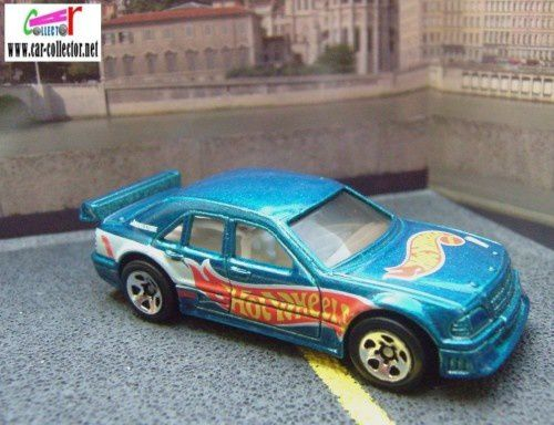 mercedes c-class classe c collector n°726 1998 race team s