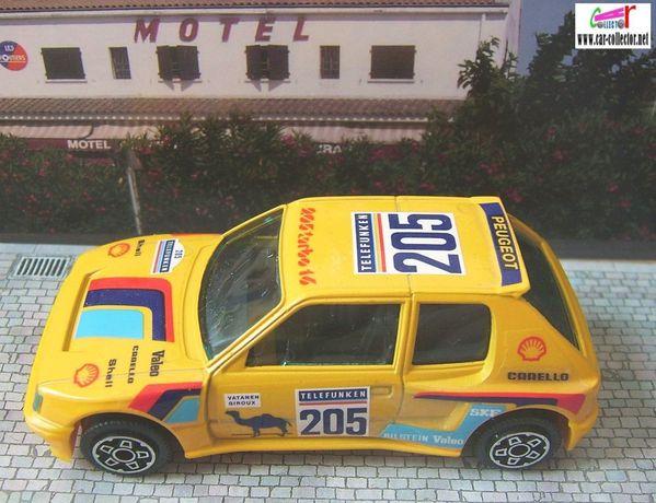 peugeot 205 turbo 16 safari rally tampo's shell
