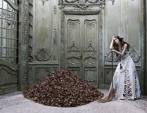 Eugenio Recuenco vogue bride spain 3
