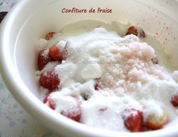 Confiture de Fraise (2)