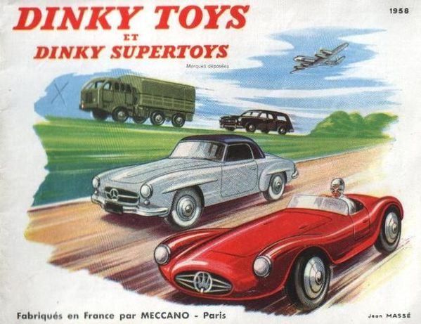 catalogue dinky toys automne 1958 p1