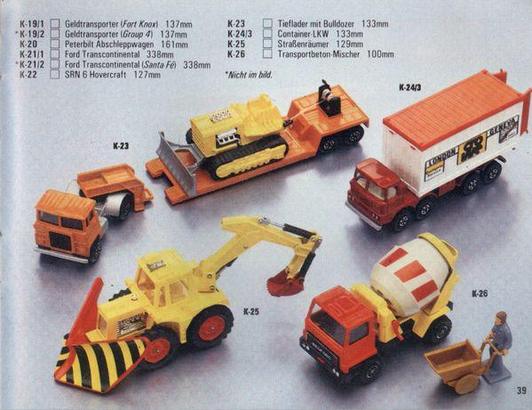 catalogue matchbox 1981.1982 p39 ford santa fe