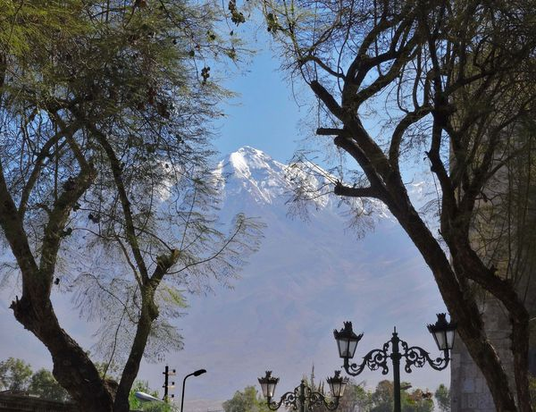 Arequipa volcan 1